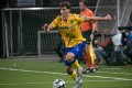 Sint-Truiden full-back Liberato Cacace in a Belgium Pro League game against Standard Liege in October. Photo: STVV