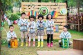 Rockies Forest Kindergarten in Zhongshan, Guangdong province, offers a nature-based curriculum for children. Photo: Handout