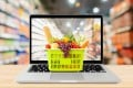 More than 62 per cent of China's e-commerce users shopped online for packaged food products this year, according to a recent report. Photo: Shutterstock