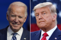 Not going quietly: President-elect Joe Biden risks being upstaged by outgoing President Donald Trump at his inauguration if the attention-seeking former reality TV star has his way. Photo: AP, AFP via Getty Images/TNS