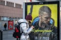 Cyberpunk 2077 has launched to global acclaim despite issues with bugs and graphics that risk triggering epileptic seizures. Photo: AFP