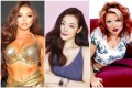 The ones that got away: Little Mix's Jesy, F(x)'s Sulli and Spice Girls Geri. Photos: Instagram @jesynelson; Handouts