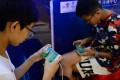 China's video games watchdog introduced a new age-based ratings system for the country, joining strict rules on gaming for minors that already limit long they can play and how much money they can spend. Photo: Reuters