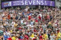 The South Stand in full flow at the Hong Kong Sevens in 2019 – the last time the event was staged. Photo: K.Y. Cheng