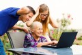 Teaching the older generation technology tips can not only be completely stress-free, but also empowering for seniors. Photo: Shutterstock