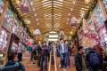 People at a shopping mall in Tsim Sha Tsui, Hong Kong. Photo: Bloomberg
