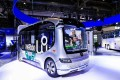 Self-driving start-up WeRide and bus maker Yutong have teamed up to develop a fully driverless 'mini robobus'. Photo: Handout