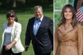 Who are Viktor and Amalija Knavs, Melania Trump's parents? Photo: AFP, EPA-EFE