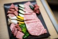Wagyu beef served at a restaurant in Takayama, Japan. Photo: AFP