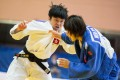 Hong Kong Olympic hopeful judoka Leung Po-sum (left) wants to compete at home to obtain ranking points for Tokyo. Photo: Hong Kong Judo Association