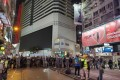 The case centred on clashes near the Sogo department store in Causeway Bay on August 31 last year. Photo: SCMP