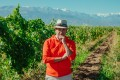 Zeinulla Kakimzhanov, who owns the Arba Wine estate in Kazakhstan, is looking to increase his exports to China. Photo: Arba Wine
