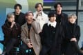 BTS and most of K-pop have had a good year financially, despite Covid-19. Photo: Cindy Ord/WireImage