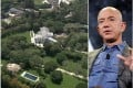 Jeff Bezos appears to be creating a massive Beverly Hills estate out of two adjacent properties. Photos: Shutterstock/AP