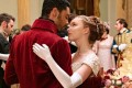 Throughout the series, Regé-Jean Page (left) and Phoebe Dynevor's characters attend several lavish parties, where they promenade and dance the night away. Photo: Netflix/TNS