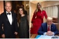 Joe Biden's daughter Ashley and Donald Trump's daughter Ivanka – how are the two first daughters similar, and how are they different? Photos: @andelawson/Twitter, @ivankatrump/ Instagram