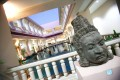 Inside the Angkor National Museum in the city of Siem Reap, Cambodia. The wider Siem Reap province has long been reliant on its history for tourism, but a large-scale infrastructure development plan aims to change that. Photo: Getty Images