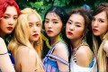 Red Velvet performed together for the first time in more than a year at SM Entertainment's digital SMTown concert on New Year's Day.