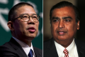 Zhong Shanshan has unseated Mukesh Ambani as Asia's richest man – so what do we know about the Chinese billionaire? Photos: @newmoney_gr/Instagram, Reuters