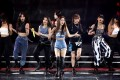 Girl group (G)I-Idle are among several K-pop acts planning to release new music in January, at the start of what will be another big year for Korean pop music. Photo: Getty Images