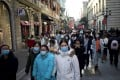 A top Chinese health official says China is ready for a WHO team trip to Wuhan, where the coronavirus was first detected. Photo: AFP