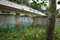 A public school in Hong Kong's northern Fanling district that was closed in 2004 and the site has been left vacant since then. Photo: Dickson Lee