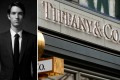 Alexandre Arnault, son of Bernard Arnault, is set to take over management of Tiffany & Co. Photo: @HECParis/Twitter via Reuters