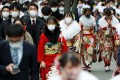A recent resurgence of Covid-19 infections has been increasing the strain on Japan's medical system. Photo: Reuters