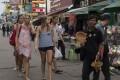 Khao San Road, Bangkok, in pre-pandemic times. Photo: SCMP / May Tse