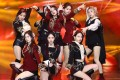 Twice perform at the Golden Disc Awards, one of South Korea's biggest musical events. Photo: Golden Disc Awards
