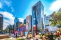 Gangnam district in Seoul has been the home of K-pop for years, but some of the biggest labels are moving out. Photo: Shutterstock