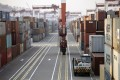 China's exports grew by 18.1 per cent in December from a year earlier, while imports grew by 6.5 per cent. Photo: Bloomberg