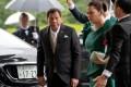 Philippines President Rodrigo Duterte with his daughter, Sara Duterte-Carpio. Photo: Reuters
