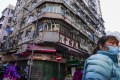 An old tenement building on Reclamation Street in Yau Ma Tei. Photo: Sam Tsang
