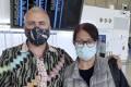 Writer Jason Wordie and Ah Kam. Photo: courtesy of Jason Wordie