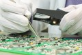 China's production of integrated circuits accelerated in 2020 despite setbacks from tightening US restrictions. Photo: Shutterstock
