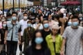 Life has generally returned to normal in Wuhan, the Chinese city where the coronavirus was first reported. Photo: AFP