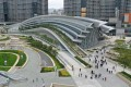 The high-speed rail terminus in West Kowloon, where a special arrangement allows for the enforcement of national laws inside the city. Photo: Roy Issa