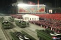 A military parade celebrates the 8th Congress of the ruling Workers' Party of Korea in Pyongyang on January 14. Photo: AFP/KCNA via KNS