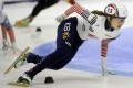 South Korean speed skater Shim Suk-hee's disclosure in 2019 that she had been sexually abused by her coach sent shock waves through the country. Photo: AP