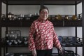 Theresa Yiu, founder of the Dashijie food. Photo: SCMP / Jonathan Wong