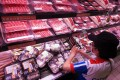 Taiwan last year lifted a ban on the import of pork containing ractopamine,removing a major stumbling block to a trade agreement with Washington. Photo: EPA-EFE