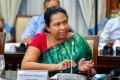Sri Lanka's Health Minister Pavithra Wanniarachchi. Photo: Facebook