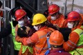 The deaths were confirmed a day after 11 miners were rescued. Photo: Xinhua