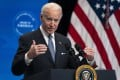 US President Joe Biden has been making initial contact with allies and is expected to seek greater coordination in their approach to China. Photo: AP