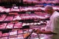 Taiwan's easing of its restrictions on imported US pork came despite public opposition. Photo: EPA-EFE