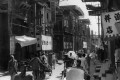 A 1920s Peking street scene captured by American traveller Burton Holmes. Photo: Getty Images