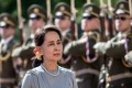 Aung San Suu Kyi has been detained amid reports of a coup in Myanmar. Photo: EPA