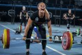 Icelandic CrossFit athlete Sara Sigmundsdottir is one of the most famous in the sport. Photo: Dubai CrossFit Championship