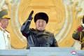 North Korean leader Kim Jong-un in Pyongyang. Photo: Reuters